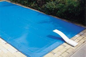 abri piscine bache