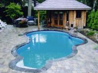 Les piscines creusées pour un tarif plus élevé